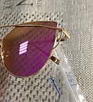 Уценка!!! Солнцезащитные очки  Dior, цвет линз розовый, фото 3