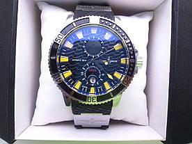 Часы Ulysse Nardin Maxi Marine Diver серебро
