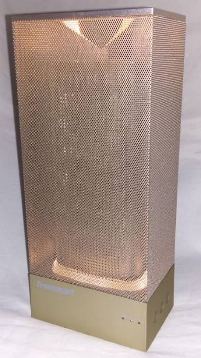Bluetooth-колонка Tronsmart Element BEAM Gold 15W, ночник, Stereo звук.