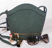 Изящная небольшая сумочка-клатч для девушки
