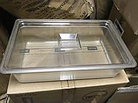 Пластиковая крышка GN 1/1 для гастрономической ёмкости 530*325мм