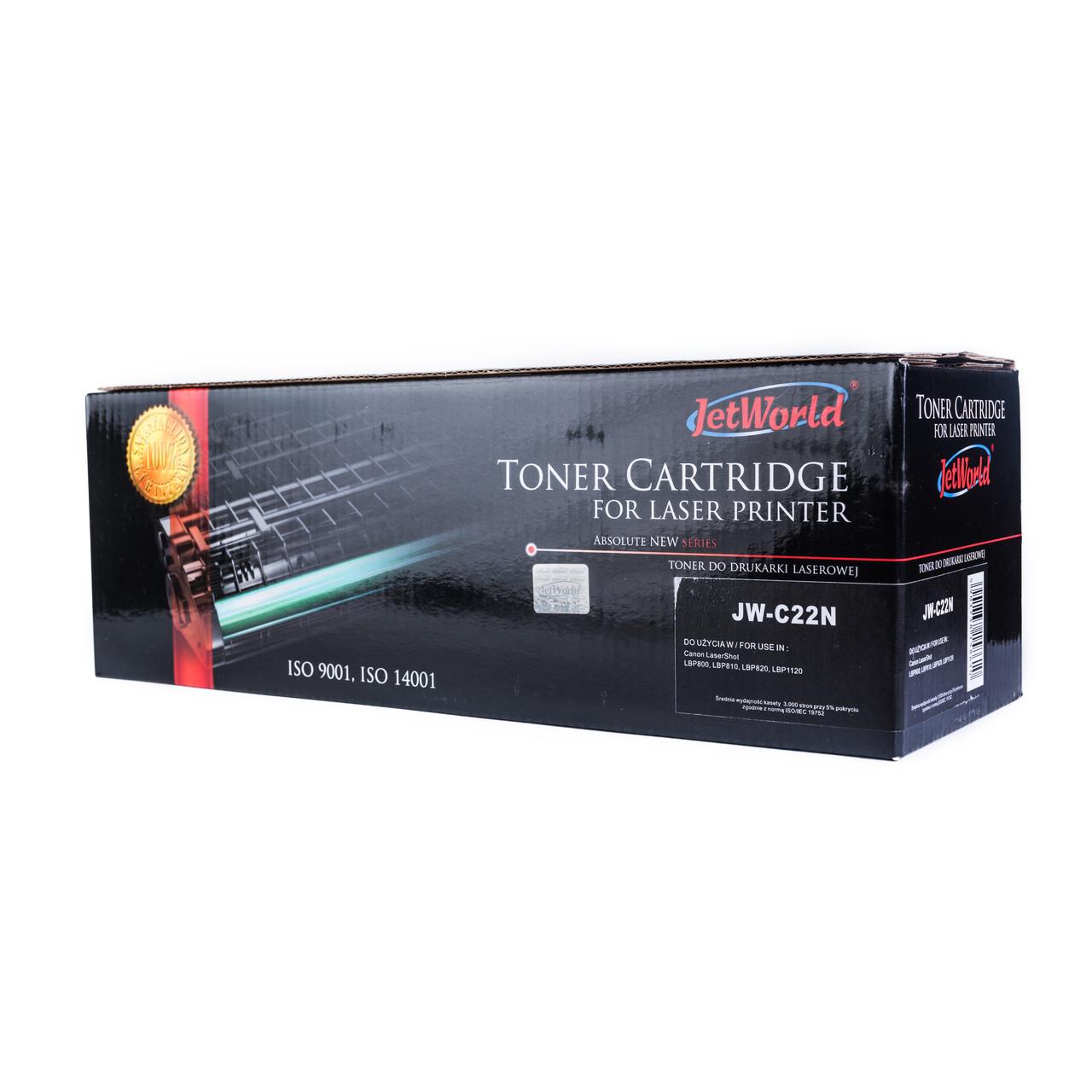 Картридж JetWorld Canon EP-22 Black для LBP800/1120