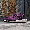 Женские кроссовки Nike Air Huarache Run Mulberry/Soar-Venice-Black 634835-500, Найк Аир Хуарачи, фото 4