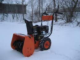 Бензиновый снегоуборщик LONCHIN LC180