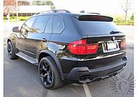 Расширители арок фендеры BMW X5 E70