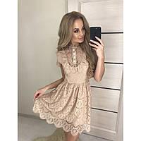 Красивое платье кружевное Канада 387