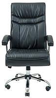 Бургас кресло руководителя Richman 1240х640х660 мм черное, фото 1