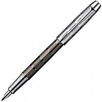 Ручка перьевая Parker IM Premium Custom Chiselled FP F