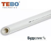 PPR Tebo труба армированная алюминием (композит) D 110