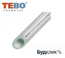Ppr Tebo Труба Армированная Стекловолокном (Fiber) D 110