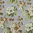 Декоративная ткань для штор, крупные цветы, фото 2