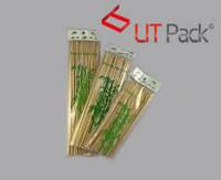 Палочки для шашлыка, 30 см (100 шт. в упаковке)