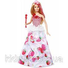 Кукла Барби Дримтопия Конфетная принцесса Barbie Dreamtopia Princess DYX28