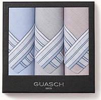Мужские хлопковые носовые платки Guasch Apolo 95-04