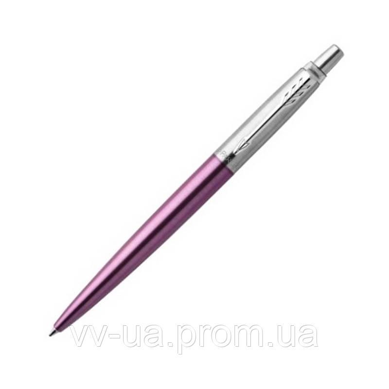 Ручка шариковая Parker Jotter 17 Victoria Violet CT BP (16 732)
