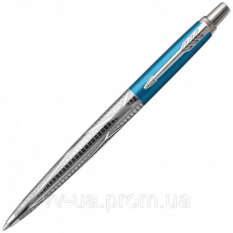 Ручка шариковая Parker Jotter 17 SE Skyblue Modern CT BP (19 232)