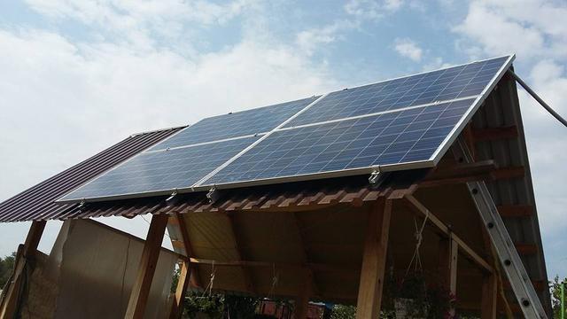 Солнечная электростанция, зеленый тариф, солнечная автономная электростанция