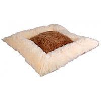Лежак для собак и кошек Collar Мамбо 47х47х7см