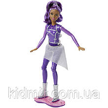 Лялька Барбі з ховербордом Barbie Star Light Adventure DLT23