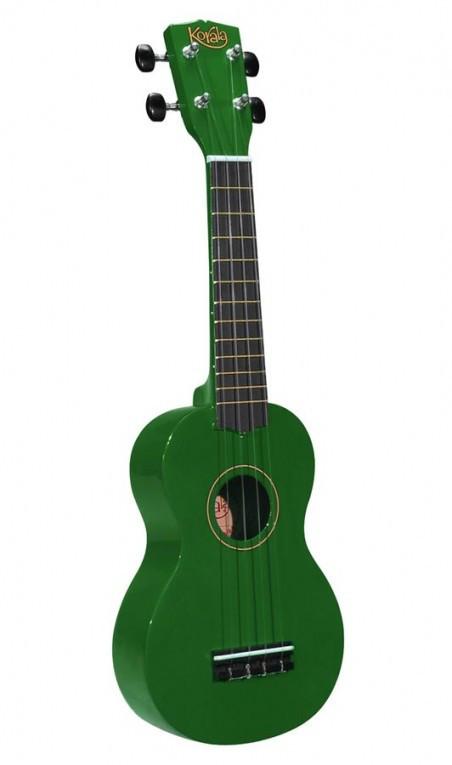Укулеле Korala UKS-30 + чехол Зеленый