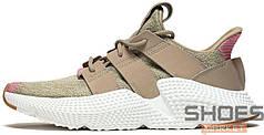 Мужские кроссовки Adidas Prophere Trace Khaki/Trace Khaki/Chalk Pink CQ2128, Адидас Профер, Адидас Профер