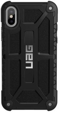 Накладка UAG Monarch Case для iPhone X [Black]