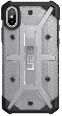 Накладка, Чехол UAG Plasma Case для iPhone X [Ice (Transparent)]