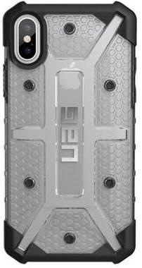 Накладка, Чехол UAG Plasma Case для iPhone X [Ice (Transparent)], фото 2
