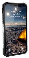 Накладка, Чехол UAG Plasma Case для iPhone X [Ice (Transparent)], фото 3