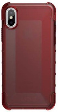 Накладка, Чехол UAG Plyo Case для iPhone X [Crimson]