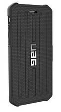 Книжкa UAG Metropolis Case для iPhone 8/7/6S [Black], фото 3