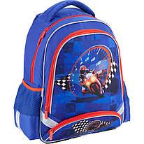 Рюкзак школьный, Motocross, Kite, K18-517S, 37582