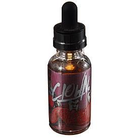 """Жидкость для электронных сигарет CLOWN """"Sweet Tooth"""" 60 мл 3 мг (Малина+Сахарная вата)"""