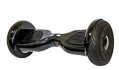 Гироскутер Allroad 10.5' Future Digital Black (Приложение к телефону, Самобаланс, Led, Bluetooth,сумка)