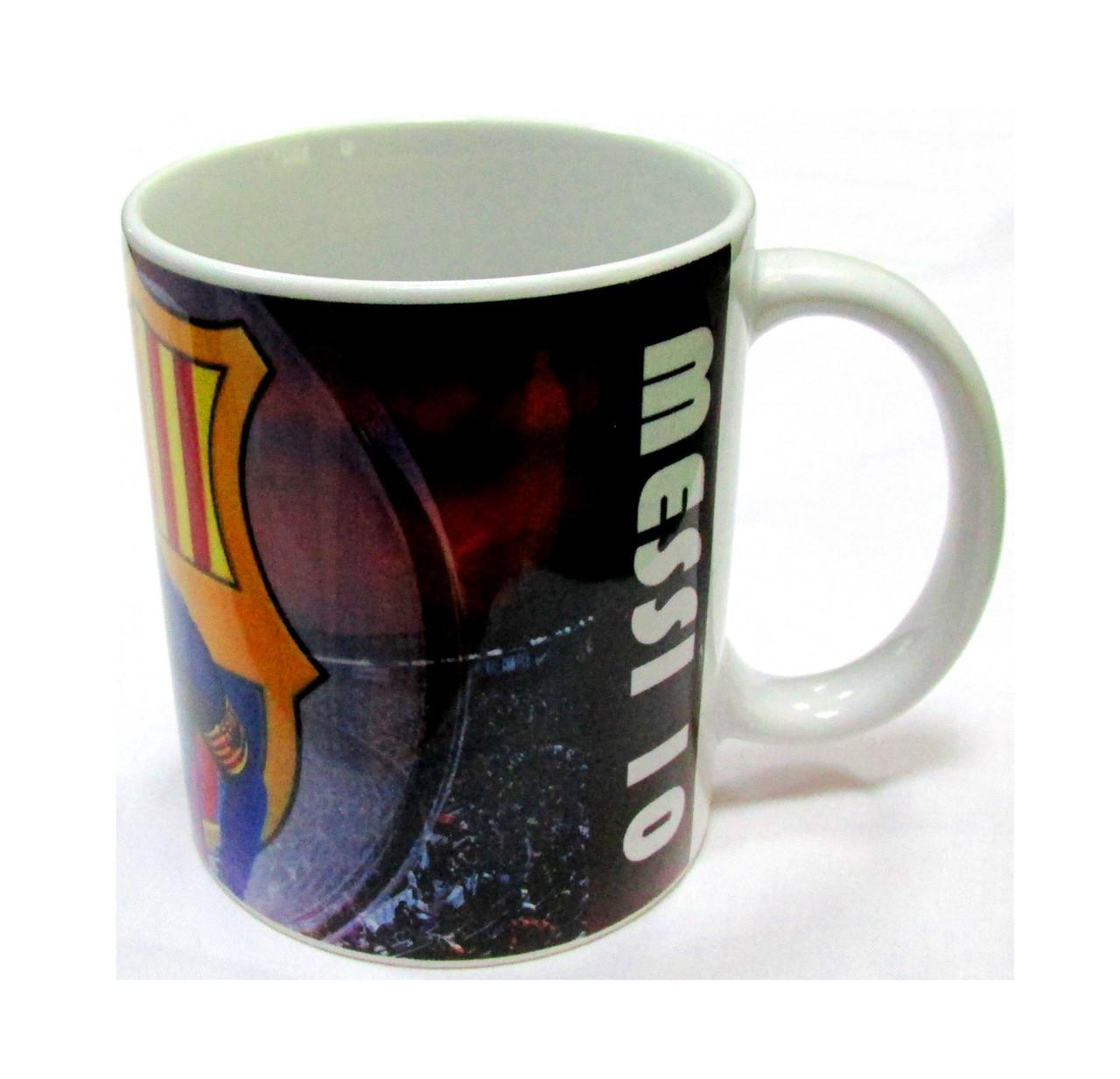 Чашка ФК Барселона Месси
