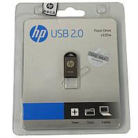 Флешка USB HP 2.0 flash drive 64 gb v 220 w (карта памяти)