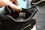 Кроссовки Adidas EQT Cushion ADV Core Black White. Живое фото. Топ качество! (Реплика ААА+), фото 4