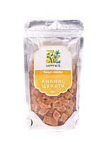 Цукаты из ананаса   Happy Nuts  100 г (MP040033)