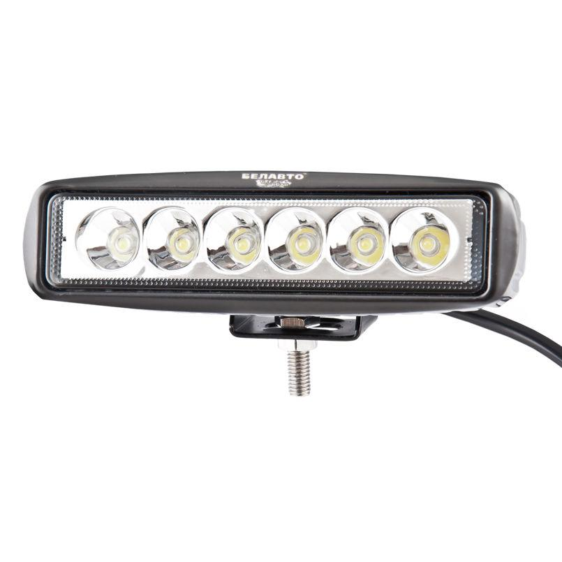 Светодиодная(LED) фара БЕЛАВТО BOL0203 Spot,фары лэд