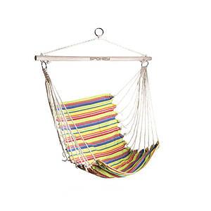 Гамак-кресло Spokey BENCH 837429 (original) 80 см, хлопок, дерево, гамак-качели