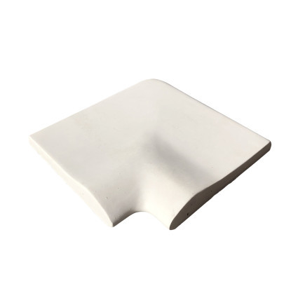 Aquaviva Копинговый камень угловой Aquaviva 320x400x50-25 мм