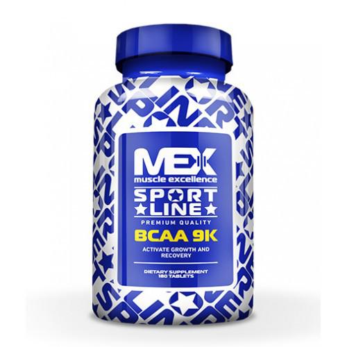 MEX Nutrition BCAA 9K 180 tabs