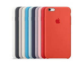 Silicone case для iPhone 6/6s