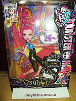 Кукла Monster High 13 Wishes Gigi Grant Doll Джиджи Грант 13 желаний
