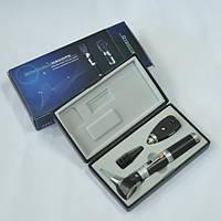 Набор диагностический: отоскоп, офтальмоскоп с одной рукояткой. США