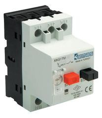 Автомат защиты двигателя термомагнитый MKS1TM (1.6-2.5A) EMAS