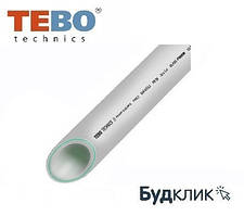 Ppr Tebo Труба Армированная Стекловолокном (Fiber) D 40