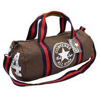 Спортивная сумка-бочонок Converse All Star (Конверс Олл Стар), реплика