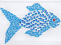 """Мозаика декор """"Рыба"""""""