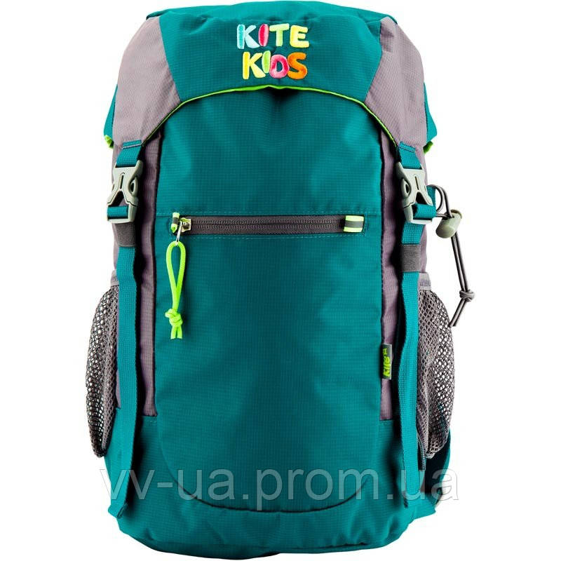 Рюкзак дошкольный Kite, для мальчиков, зеленый (K18-542S-2)